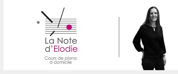 La note d'Elodie – Cours de piano à domicile