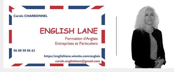 English Lane – Formation Anglais pour professionnels