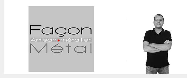 Façon Métal – Artisan Metallier