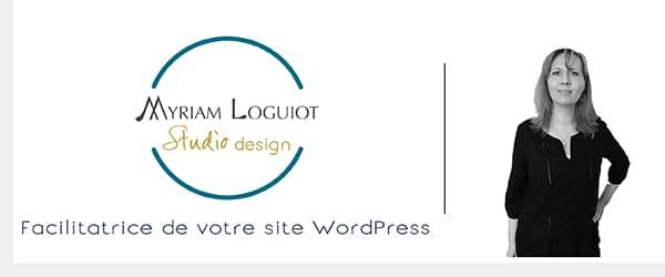 Myriam Loguiot – WordPress, création et optimisation de site, formation