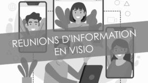 Reprise des réunions d'information – Visioconférence