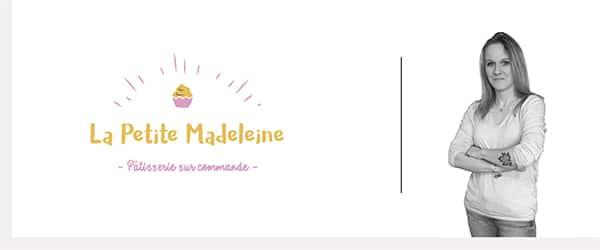 La Petite Madeleine – Pâtisserie sur commande