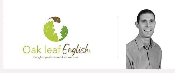 Oak Leaf English – Formation professionnelle en anglais