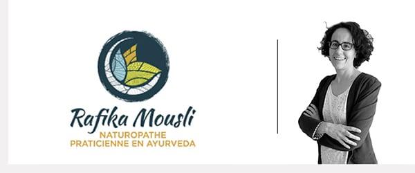Rafika Mousli – Praticienne en Ayurveda Naturopathe
